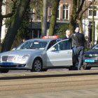 Taxi's op het Frederiksplein