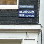 Haarlemmerdijk. Foto: Arnoud de Jong.