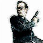 'Agent' uit de Matrix