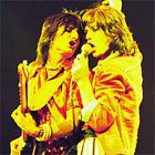 Ron Wood en Mick Jagger - Foto: Wikipedia (CC)