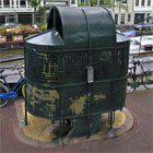 Krul op de Prinsengracht - Elandsgracht. Foto: Google Streetview