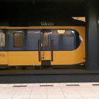 Station Schiphol - foto: Arnoud de Jong