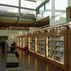 Centrale Bibliotheek, krantenzaal - Foto: Arnoud de Jong