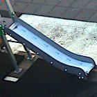 De nieuwe glijbaan - Foto Terrence Weijnschenk
