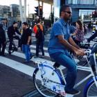 Asociale fietser