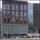 Rij voor het Anne Frankhuis - Foto: Arnoud de Jong