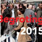 Begroting 2015