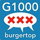 Logo G1000 burgertop