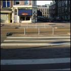 Zebrapad op de Overtoom - Foto: Arnoud Hugo