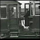 Blauwe tram - still uit bioscoopjournaal - Wikipedia