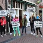 Demonstratie prostituees - Foto: Mark van der Beer