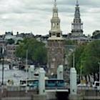 Amsterdam Centraal beeldmerk