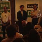 Kandidaat lijsttrekkers D66 in debat - Foto: Jeroen Mirck