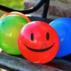 Lachende ballonnen - pixabay