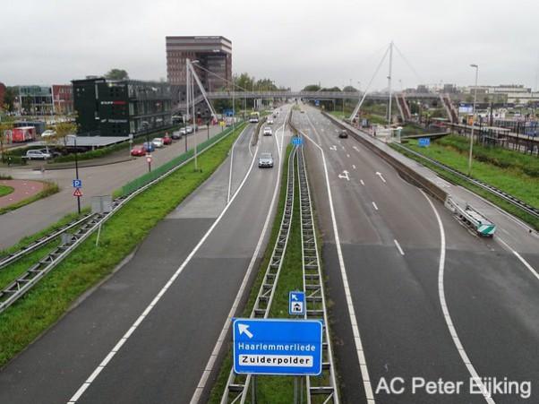N200 Amsterdam - Haarlem
