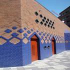Blauwe moskee Slotervaart - bron: Wikipedia