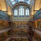 Bibliotheek Rijksmuseum - foto Arnoud de Jong